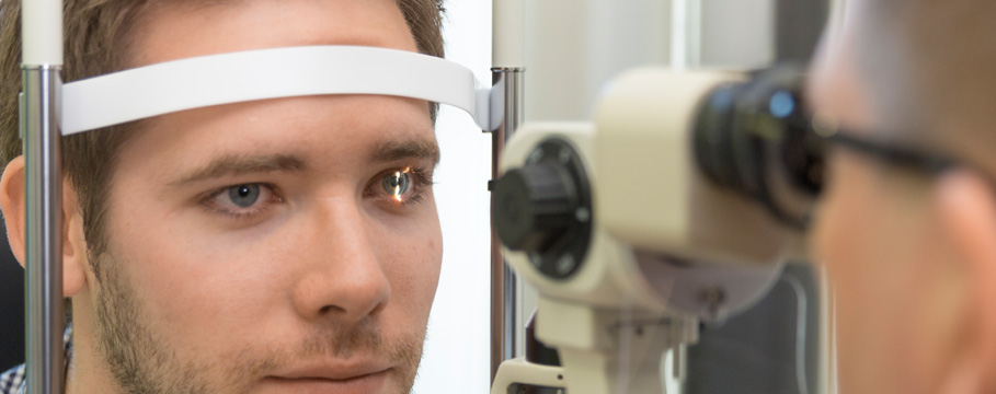 Augenfürsorge
